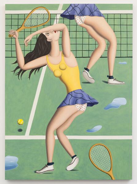 Jonathan Gardner, 'Doubles', 2015