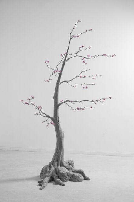 Hans Op de Beeck, 'Blossom Tree (4)', 2018