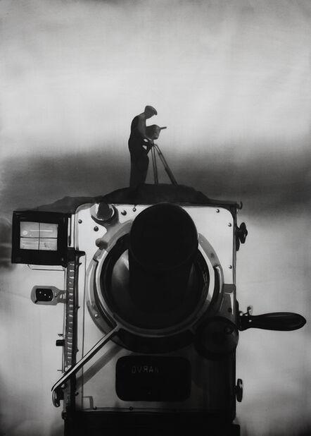 Radenko Milak, 'The Men with the Movie Camera (1929)', 2016