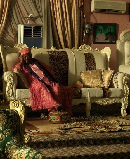 George Osodi, 'HRM Alayeluwa Oba Okunade Sijuwade,  The Ooni of Ife ', 2012