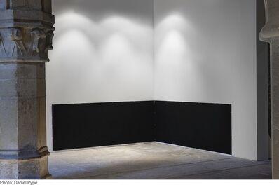Richard Serra, 'Space Place', 1985