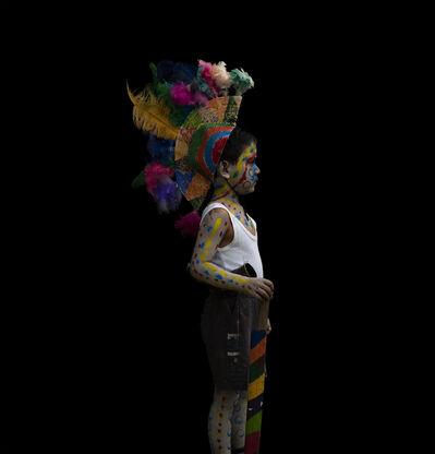 Iwajla Klinke, 'Huastecan Cherubim IX', 2021
