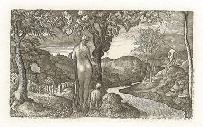 Edward Calvert, 'The Bride', 1828