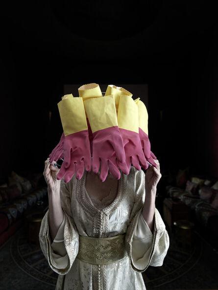 Amina Benbouchta, 'Rabbit hole 02', 2012