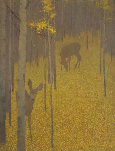 David Grossmann, 'Among the Fallen Leaves', 2010-2015