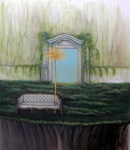 Houda Terjuman, 'Letting nature breathe again', 2020