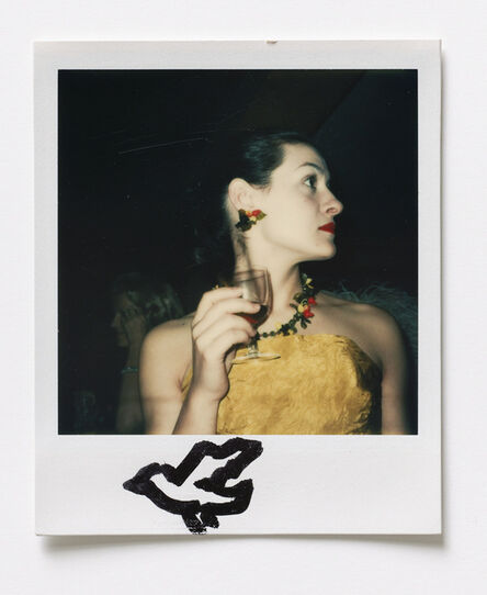 Andy Warhol, 'Paloma Picasso ', ca. 1983