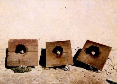 Kerim Ragimov, 'Human project. Episode #5.', 1995