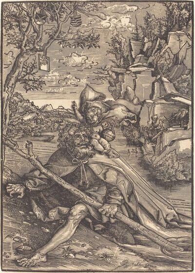 Lucas Cranach the Elder, 'Saint Christopher', 1506