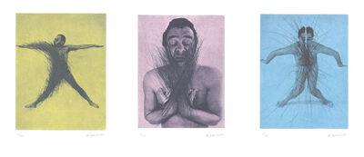 Arnulf Rainer, 'Body Poses 1971/72', 1971-1975