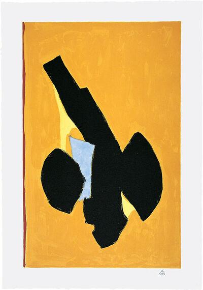 Robert Motherwell, 'Delos', 1991