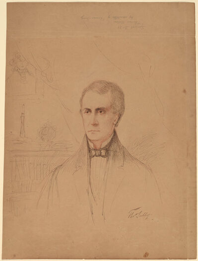 Imitator of Thomas Sully, 'Thomas Mellon'
