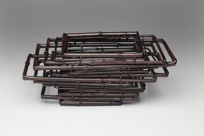 Suemura Shōbun, 'Ledgestone', 1984