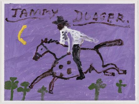 Danny Fox, 'Jammy Dodger', 2016