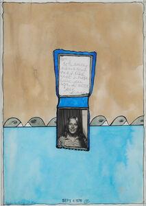 John Evans, 'September 14, 1976', 1976