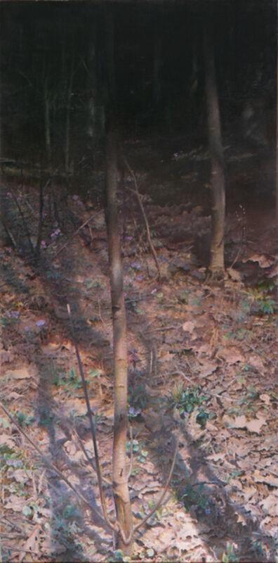 Oleg Vassiliev, 'The forest outside', 1993