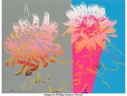 Andy Warhol, 'Kiku', 1983