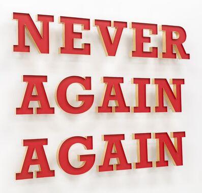 Brett Murray, 'Never Again Again'