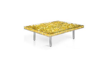 Yves Klein, 'Table d'Or', ca. 2019