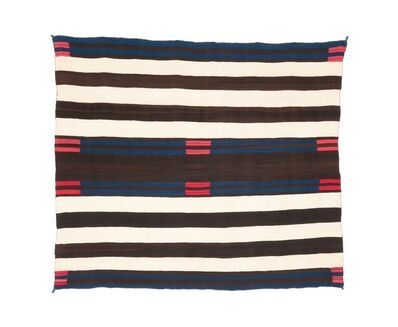 'The Rhodes Second Phase Chief's Blanket', ca. 1850