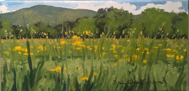 Mary Anne Erickson, 'Woodstock Meadow ', 2017