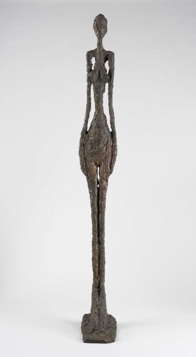 Alberto Giacometti, 'Tall Woman IV', 1960