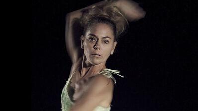 Shimon Attie, 'Fatima (Time Laps Dance)', 2021