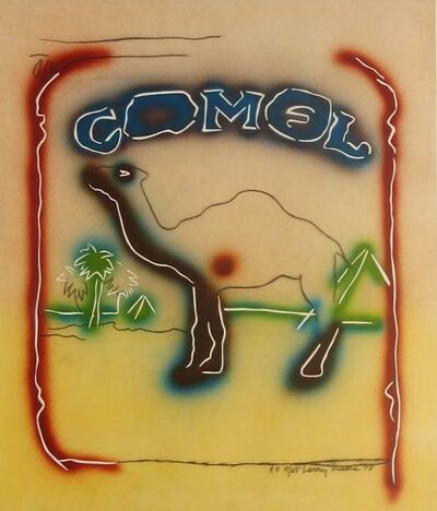 Larry Rivers, 'Stencil Camel', 1978