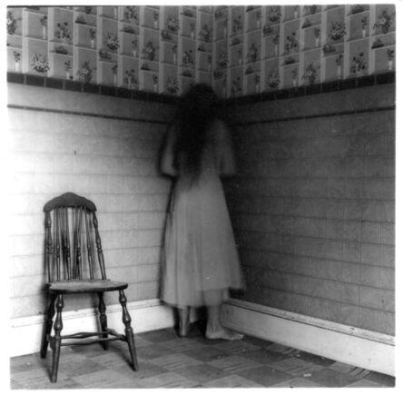 Francesca Woodman, 'Untitled (Self-portrait with chair)', 1977-1978