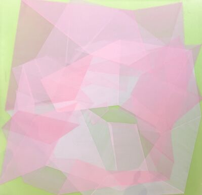 Susan Dory, 'Containment Pink', 2020