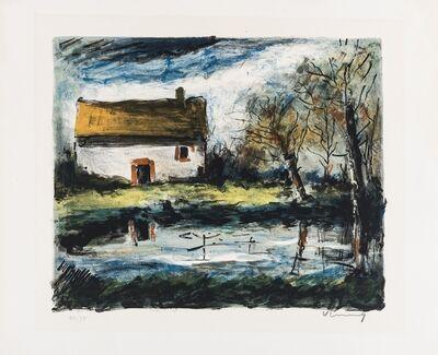 Maurice de Vlaminck, 'Paysage (Walterskirchen 253)', 1938-1953