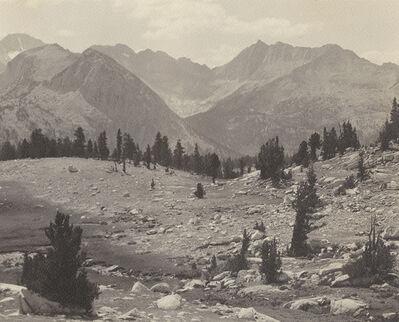 William Edward Dassonville, 'High Sierra Mountain Meadow', 1920s / 1920s