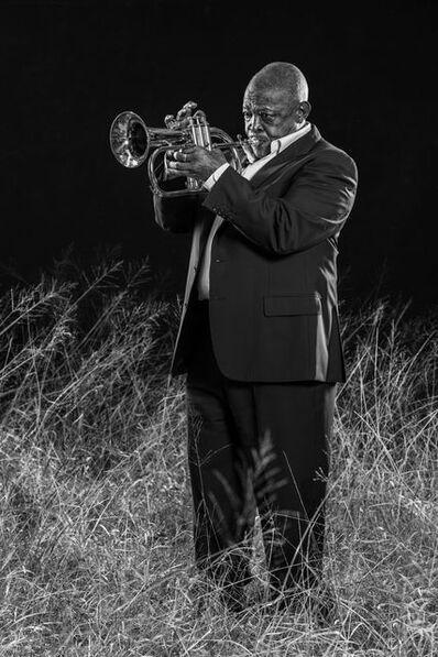 Adrian Steirn, 'Hugh Masekela: African Jazz', 2013