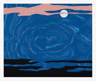 Roy Lichtenstein, 'Moonscape ', 1965