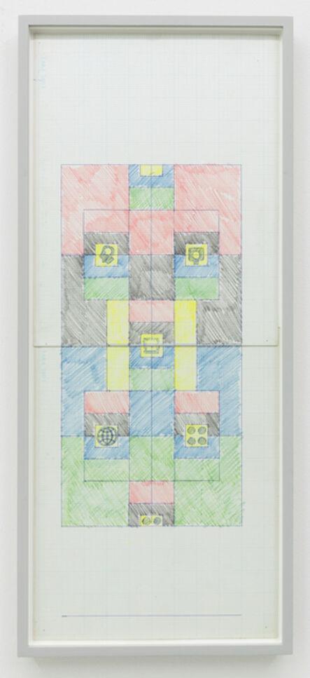 Matt Mullican, 'Untitled', 1995