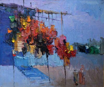 DUKE ASIDERE, 'Blue shops', 2015