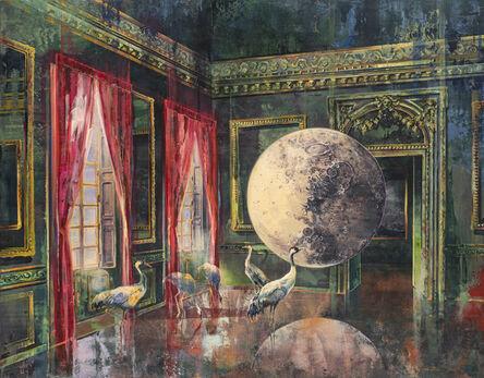 Eric Roux-Fontaine, 'Nouvelle Lune', 2020