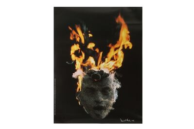 David Mach, 'Striking Likeness'
