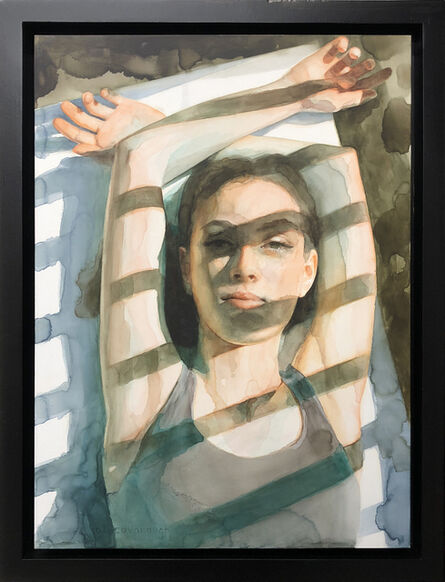 Ali Cavanaugh, 'Pieces of the Sun', 2018