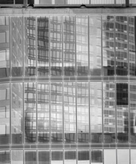 Vera Lutter, '156 Columbus Avenue: June 16', 1997