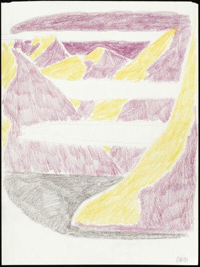 Daniel Richter, 'Untitled (Greenland)', 2011