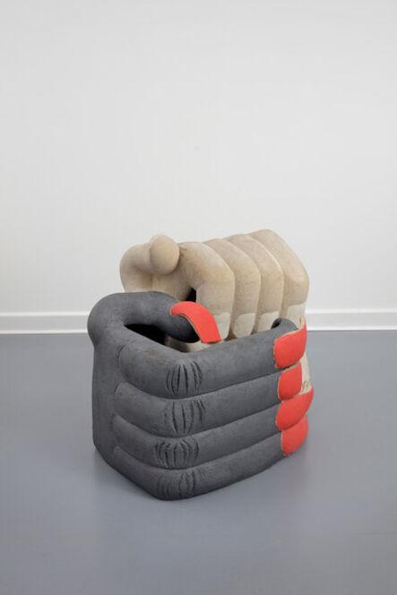 Elsa Sahal, 'Whispering hands', 2021