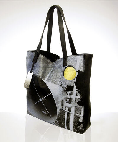 John Baldessari, 'Limited Edition Leather Tote Bag', 2010