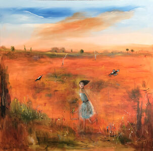 Terry-Pauline Price, 'My Little Pet Budgie', 2019