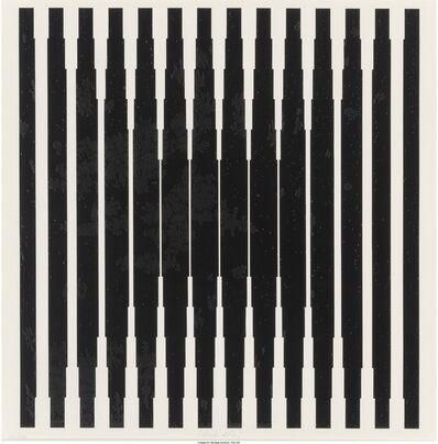 Victor Vasarely, 'Bora', 1968
