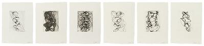 Brice Marden, 'Han Shan Exit 1–6', 1992-1993