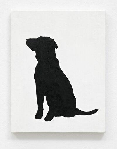 Stephen Aldahl, 'MPDH: Dog (Black/White)', 2014