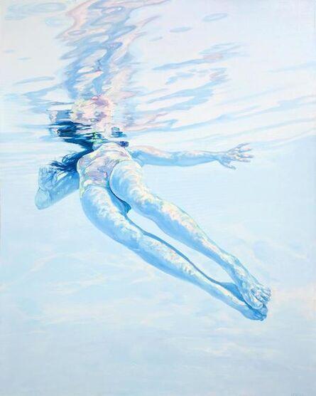 Vicki Smith, 'Azure', 2018