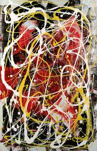 Rolph Scarlett, 'Untitled - Drip', 1948-1958