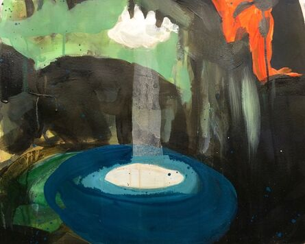 Melora Griffis, 'pool of light', 2015